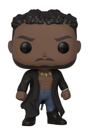 Funko POP! POP! Marvel : Black Panther: ERIK KILLMONGER (with Scar)