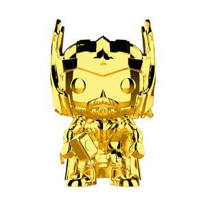 Funko POP! POP! Marvel : Marvel Studios - The First Ten Years: THOR (Gold Chrome)