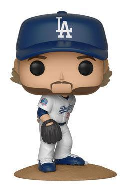 Funko POP! POP! MLB : Los Angeles Dodgers: CLAYTON KERSHAW