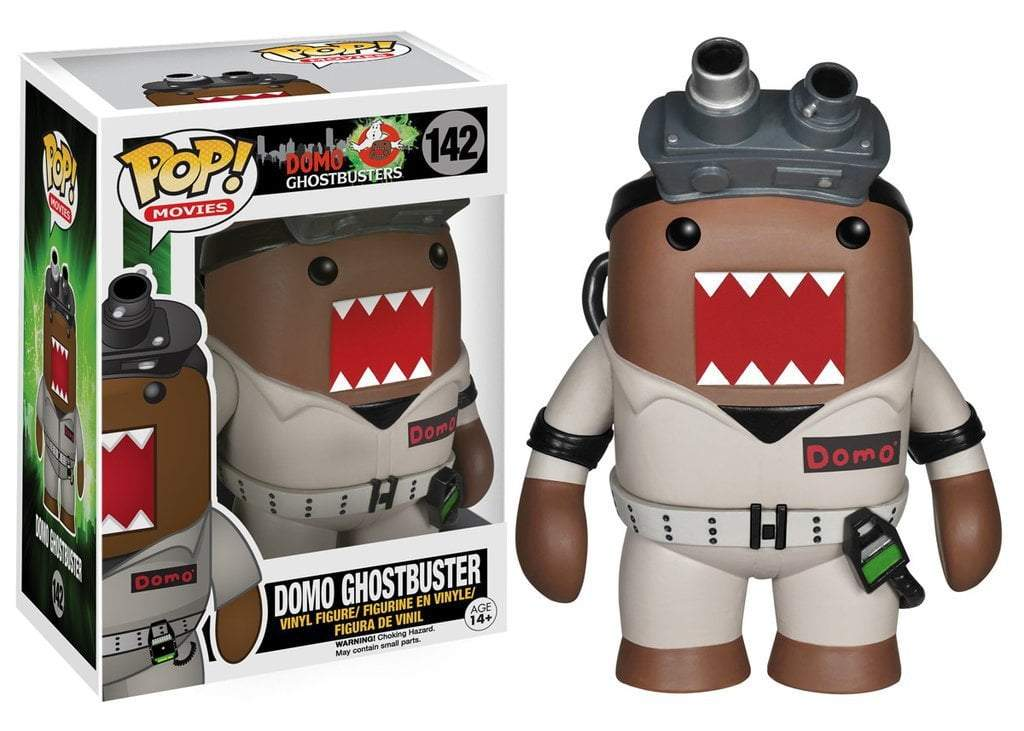 Funko POP! POP! Movies #142: Ghostbusters: DOMO GHOSTBUSTER