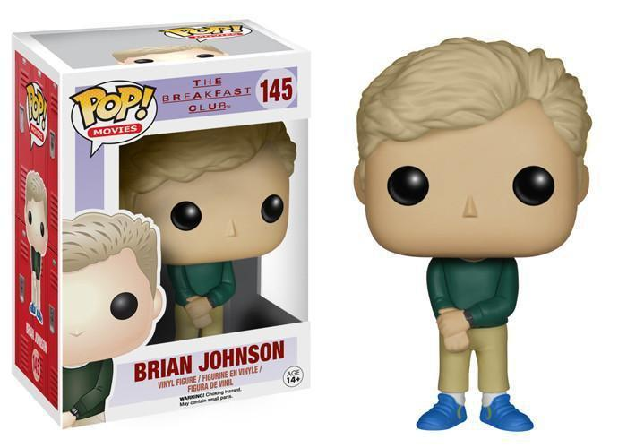 Funko POP! POP! Movies #145: The Breakfast Club: BRIAN JOHNSON