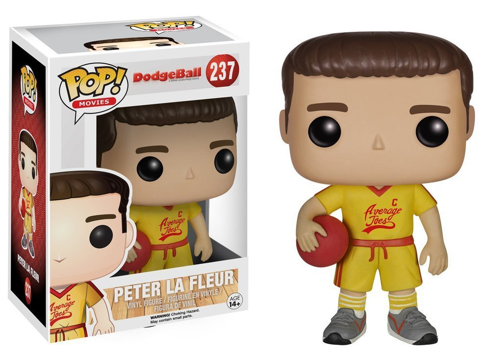 Funko POP! POP! Movies #237: DodgeBall: PETER LA FLEUR
