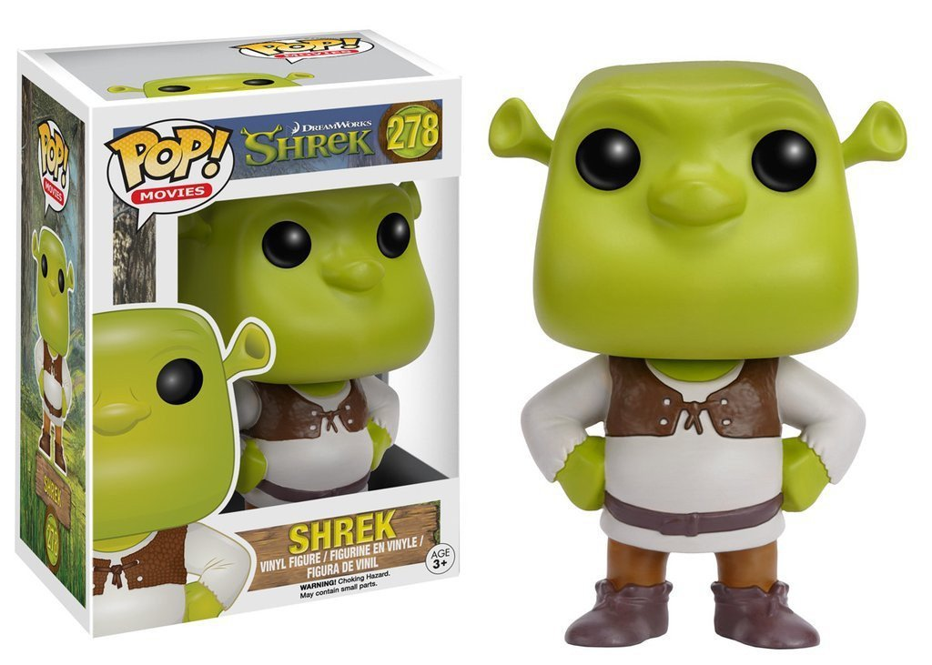 Funko POP! POP! Movies #278: Shrek: SHREK