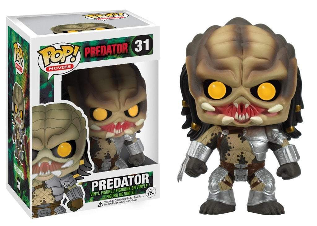 Funko POP! POP! Movies # 31: Predator: PREDATOR
