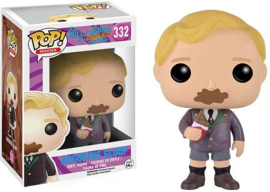 Funko POP! POP! Movies #332: Willy Wonka & the Chocolate Factory: AUGUSTUS GLOOP