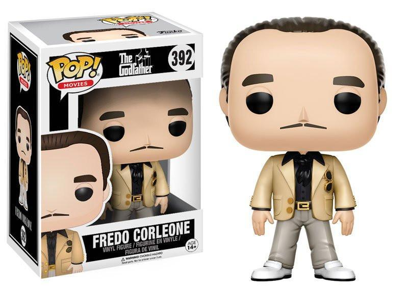 Funko POP! POP! Movies #392: The Godfather: FREDO CORLEONE