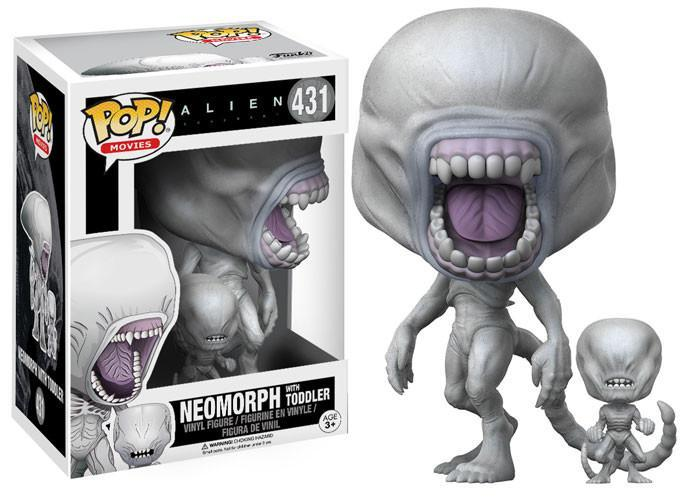 Funko POP! POP! Movies #431: Alien: Covenant: NEOMORPH WITH TODDLER