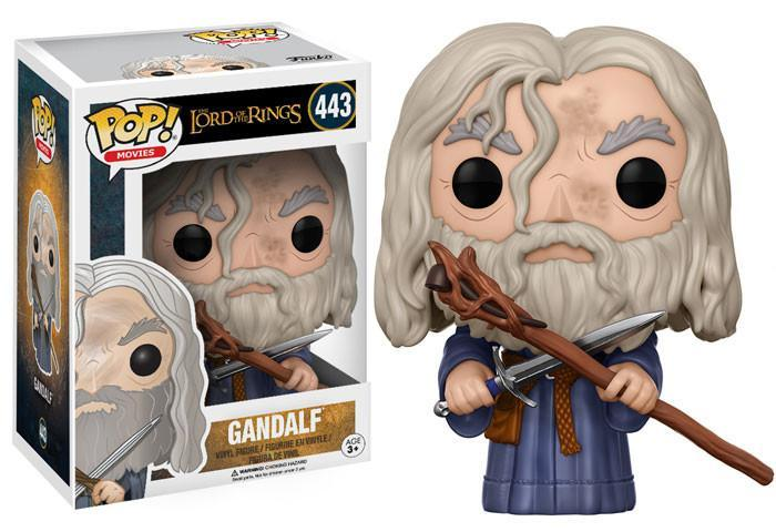 Funko POP! POP! Movies #443: Lord Of The Rings: GANDALF