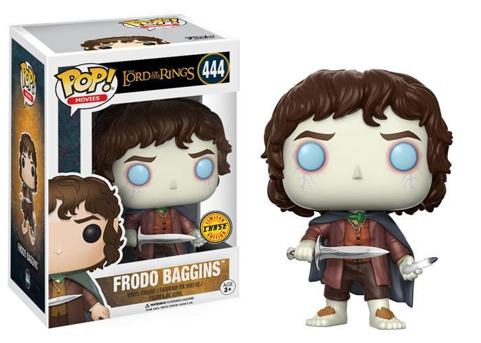 Funko POP! POP! Movies #444: Lord Of The Rings: FRODO BAGGINS [Possessed] - Chase Limited Edition
