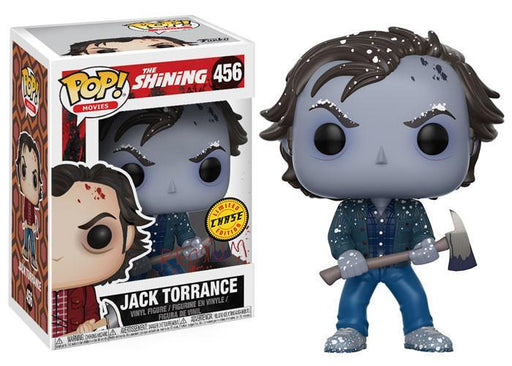 Funko POP! POP! Movies #456: The Shining: JACK TORRANCE [Frozen] - Chase Limited Edition