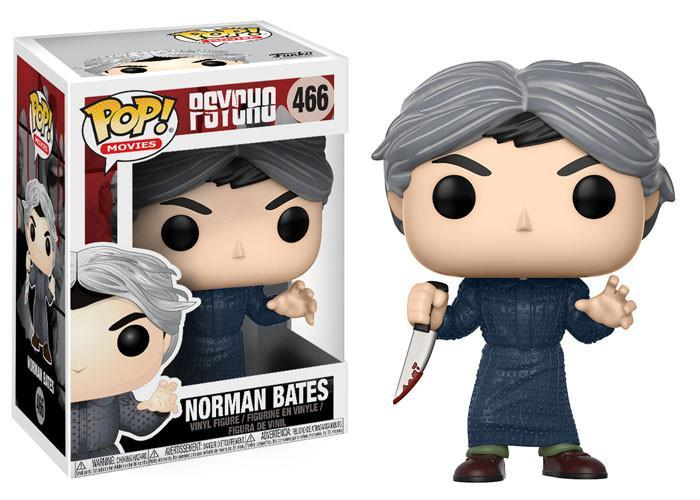 Funko POP! POP! Movies #466: Psycho: NORMAN BATES