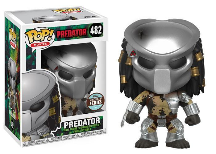 Funko POP! POP! Movies #482: Predator: PREDATOR (Masked) - Specialty Series Edition