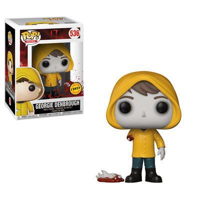 Funko POP! POP! Movies #536: IT (2017): GEORGIE DENBROUGH (with Broken Arm) - Chase Limited Edition