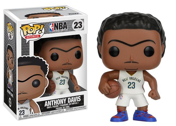 Funko POP! POP! NBA # 23: New Orleans Pelicans: ANTHONY DAVIS