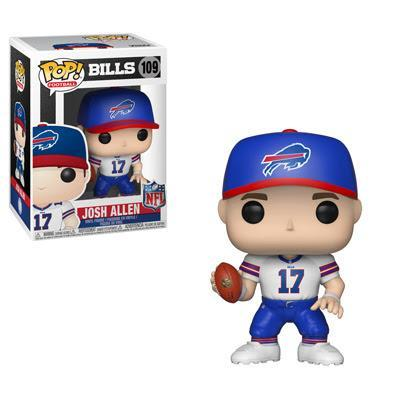 Funko POP! POP! NFL #109: Buffalo Bills: JOSH ALLEN (White)