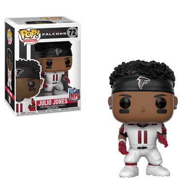 Funko POP! POP! NFL # 72: Atlanta Falcons: JULIO JONES (White)