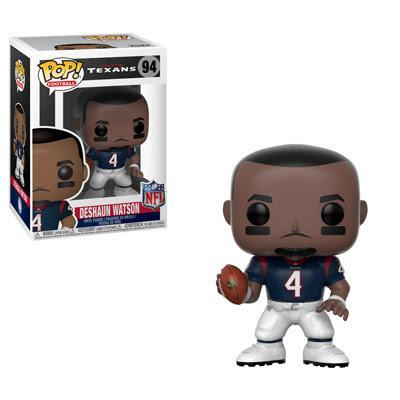 Funko POP! POP! NFL # 94: Houston Texans: DESHAUN WATSON (Color)