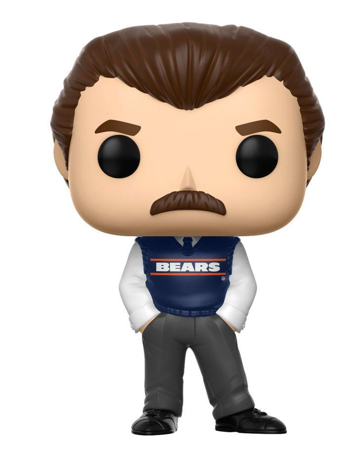 Funko POP! POP! NFL Legends # 90: Chicago Bears: COACH MIKE DITKA (Legends)