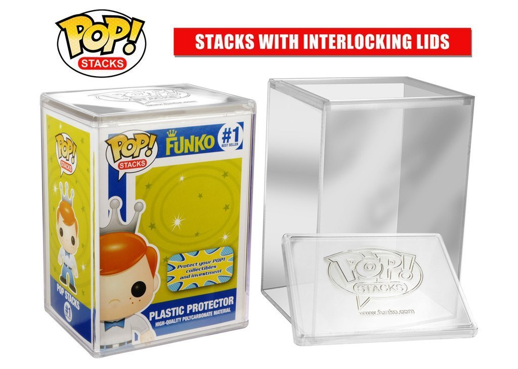 Funko POP! POP! Stacks: Premium POP! Plastic Protector