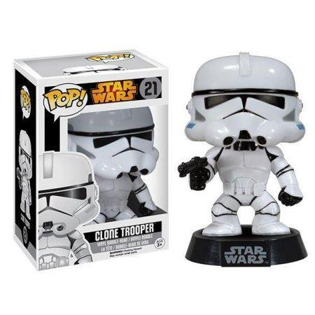 Funko POP! POP! Star Wars # 21: CLONE TROOPER