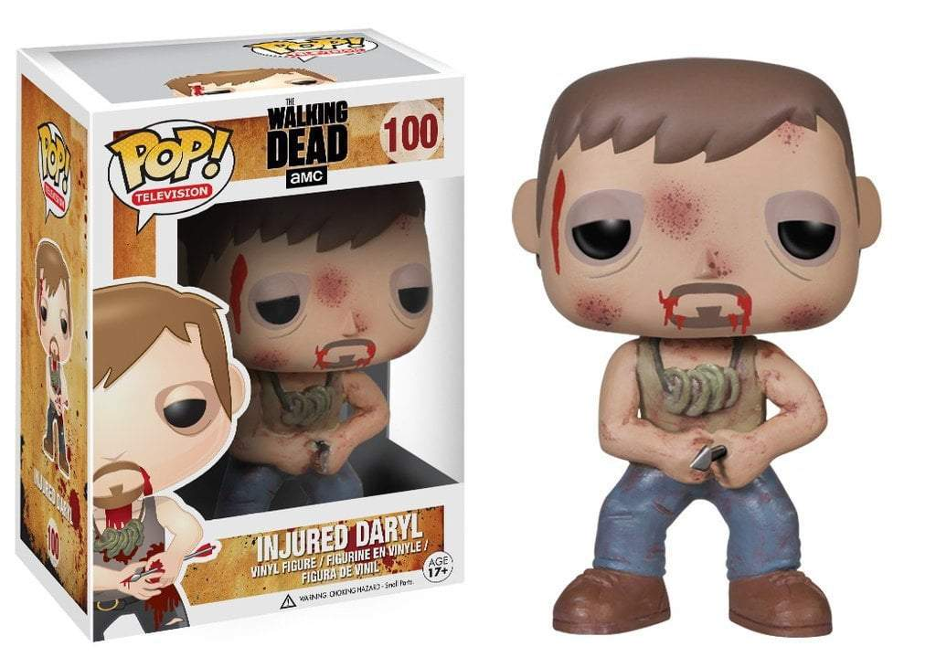 Funko POP! POP! TV #100: The Walking Dead: INJURED DARYL