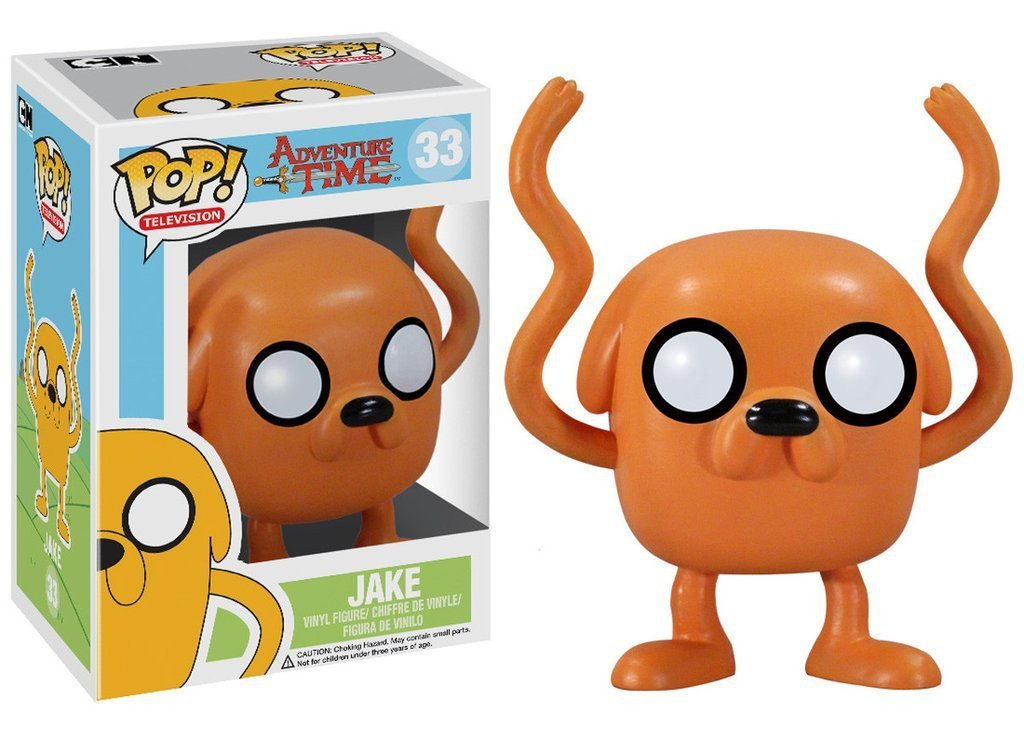 Funko POP! POP! TV # 33: Adventure Time: JAKE