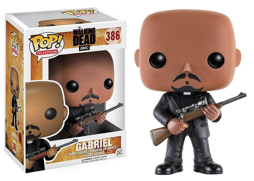 Funko POP! POP! TV #386: The Walking Dead: GABRIEL