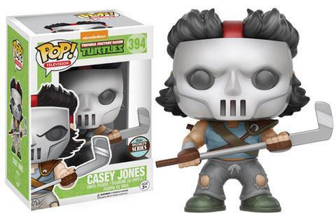 Funko POP! POP! TV #394: Teenage Mutant Ninja Turtles: CASEY JONES - Specialty Series Edition