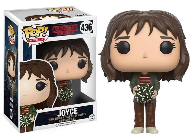 Funko POP! POP! TV #436: Stranger Things: JOYCE (in Lights)