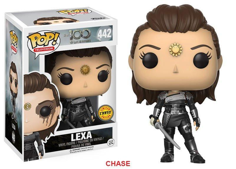 Funko POP! POP! TV #442: The 100: LEXA [CLEAN] - Chase Limited Edition