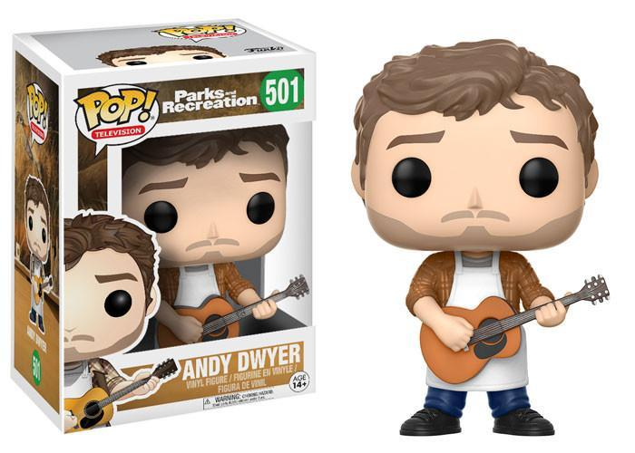 Funko POP! POP! TV #501: Parks and Recreation: ANDY DWYER