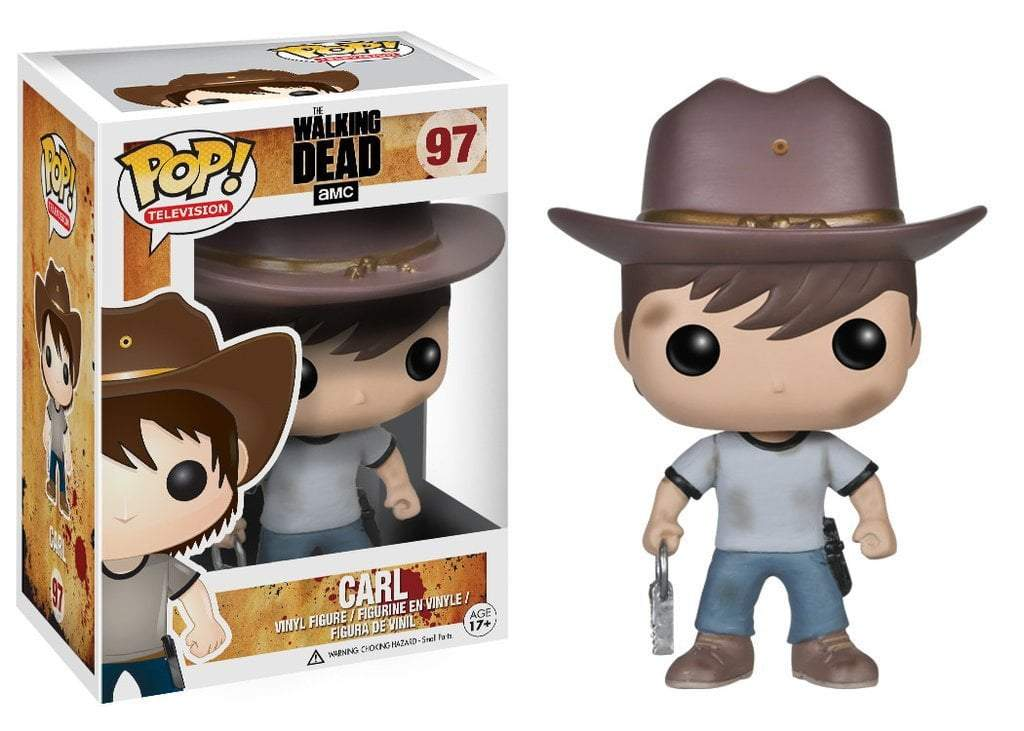 Funko POP! POP! TV # 97: The Walking Dead: CARL