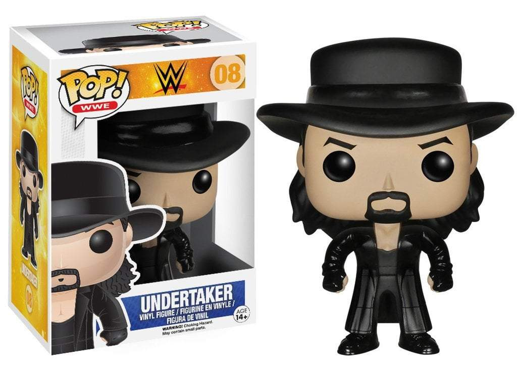 Funko POP! POP! WWE # 08: Undertaker