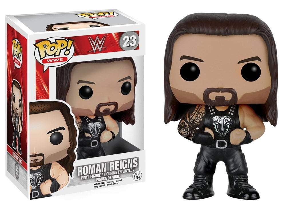 Funko POP! POP! WWE # 23: Roman Reigns
