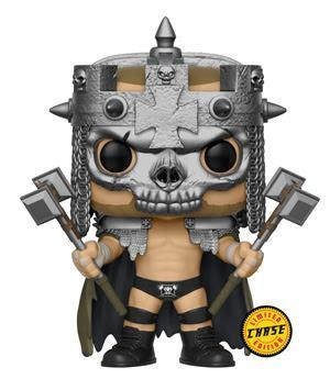 Funko POP! POP! WWE # 52: Triple H (Skull King) (Masked) - Chase Limited Edition