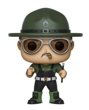 Funko POP! POP! WWE # 54: Sgt. Slaughter