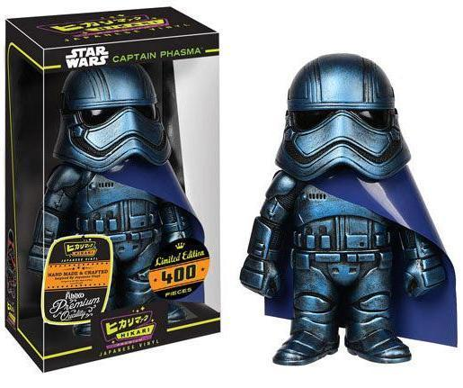 Funko-Shop Hikari Star Wars Force Awakens (Captain Phasma Blue Steel) only 400 pieces made