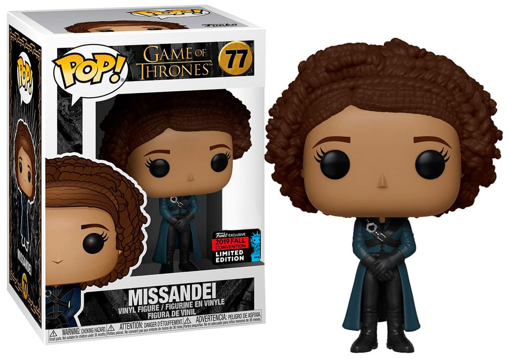 Pop! TV #77: Game of Thrones: MISSANDEI Fall Con 2019