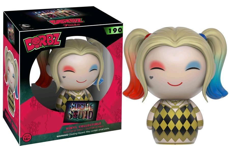 Gamestop Dorbz #190: Suicide Squad (Harley Quinn in Gown)