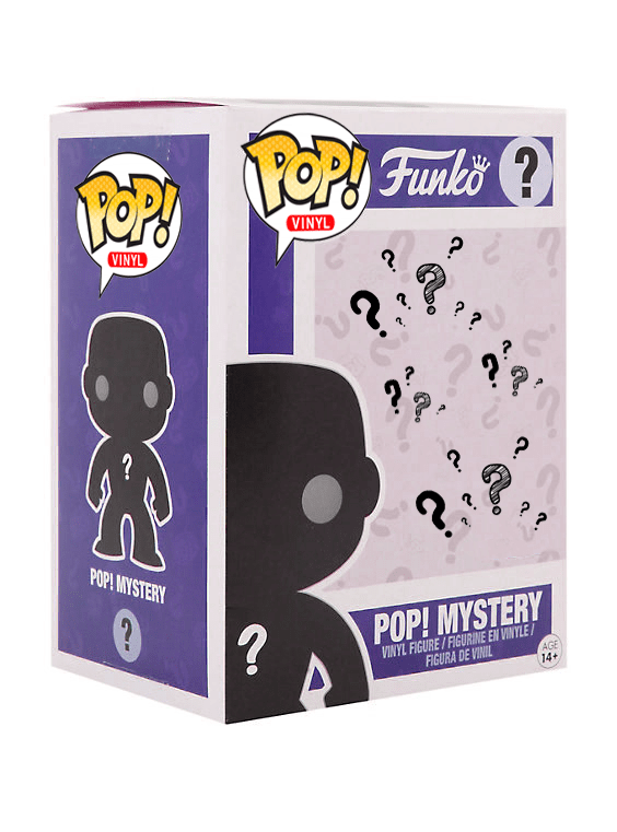 Insane POP! Funko POP! MYSTERY Single POP! Vinyl Figure for OPENERS