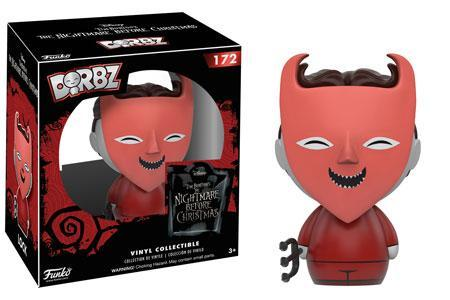 INSANE! Toy Shop by Insane Web Deals Dorbz #172: Nightmare Before Christmas (Lock)