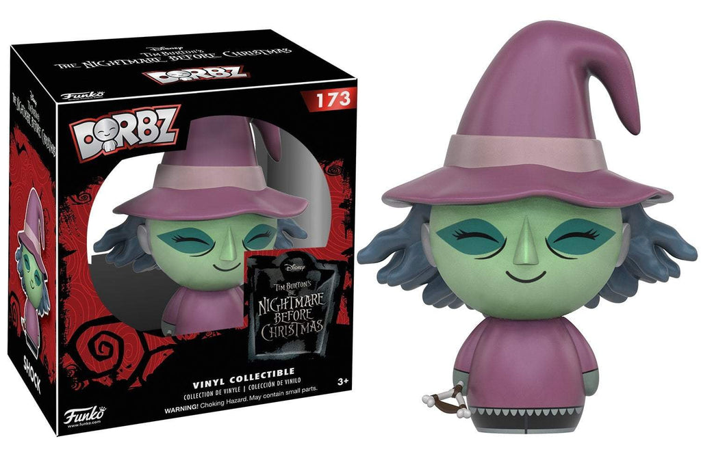 INSANE! Toy Shop by Insane Web Deals Dorbz #173: Nightmare Before Christmas (Shock)