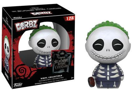 INSANE! Toy Shop by Insane Web Deals Dorbz #174: Nightmare Before Christmas (Barrel)