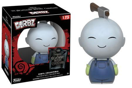 INSANE! Toy Shop by Insane Web Deals Dorbz #175: Nightmare Before Christmas (Behemoth)