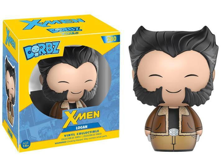 INSANE! Toy Shop by Insane Web Deals Dorbz #280: Marvel Comics (Logan)