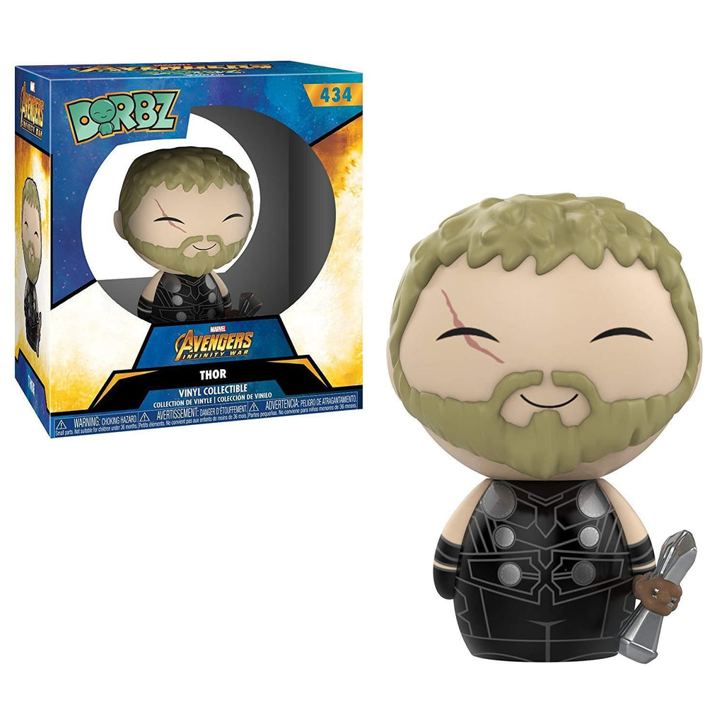 INSANE! Toy Shop by Insane Web Deals Dorbz - #443 Avengers Infinity War (Thor)