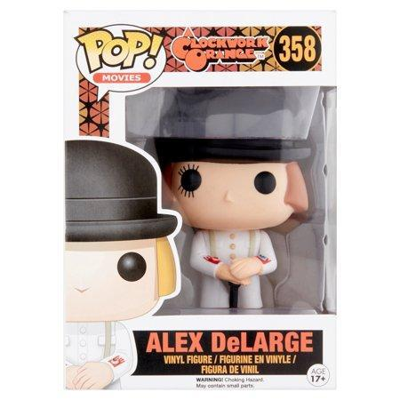 INSANE! Toy Shop by Insane Web Deals Funko POP! #358: Movies (Clockwork Orange Alex) Vinyl Figure