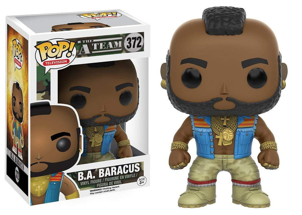 INSANE! Toy Shop by Insane Web Deals Funko POP! #375: A-Team (B. A. Baracus)