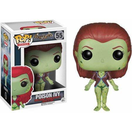 INSANE! Toy Shop by Insane Web Deals Funko POP! #55: Batman Arkham Asylum (Poison Ivy)