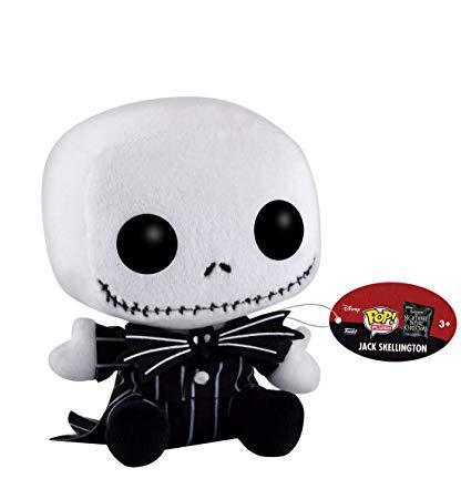 INSANE! Toy Shop by Insane Web Deals Funko POP! Plush Nightmare Before Christmas (Jack Skellington)